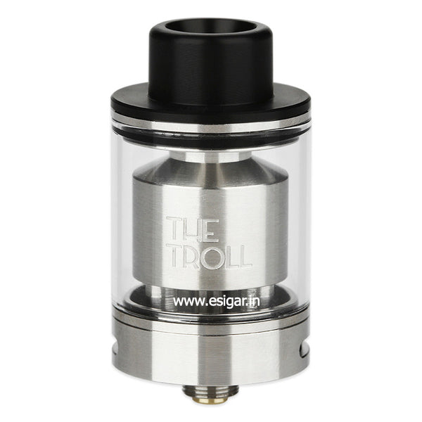 WOTOFO The Troll RTA Atomizer - 5ml, SS Pre-order - Mygadget.us