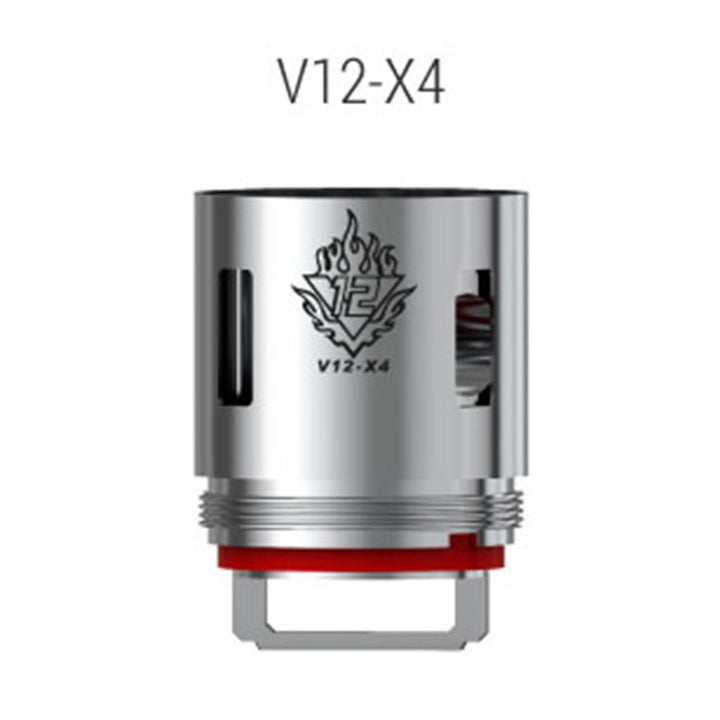 3pcs SMOK V12-X4 Coil for TFV12 Pre-order 14.40 USD - Mygadget.us