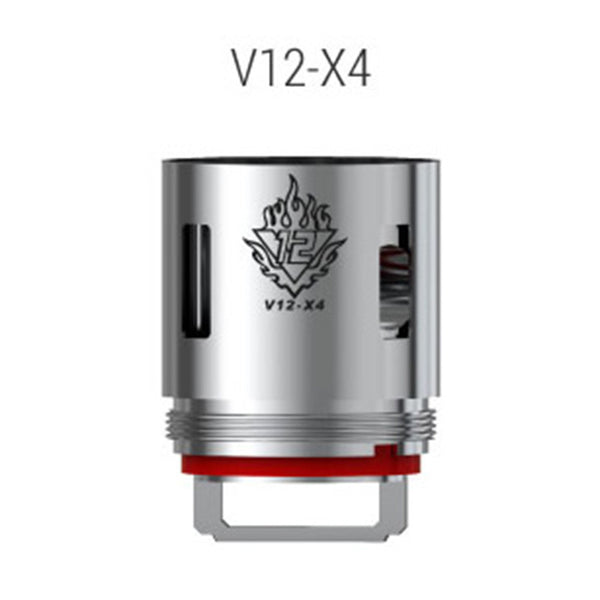 3pcs SMOK V12-X4 Coil for TFV12 Pre-order 14.40 USD - Ecigar