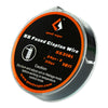 10ft GeekVape SS Fused Clapton Wire, 24GAx2+32GA - Mygadget.us