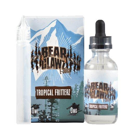 Tasty E Liquid Tropical Fritterz by Bear Clawz