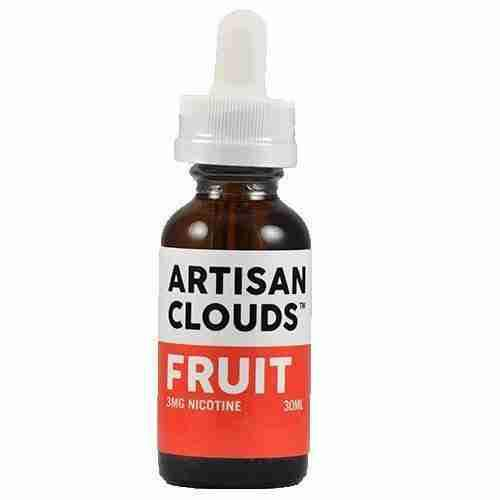 Delectable E-Juice Fruit by Artisan Clouds