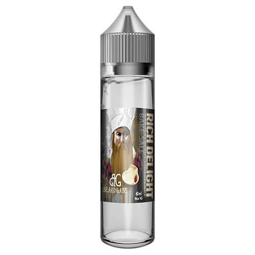 Flavorful E-Juice Rich Delight by Beard Gains