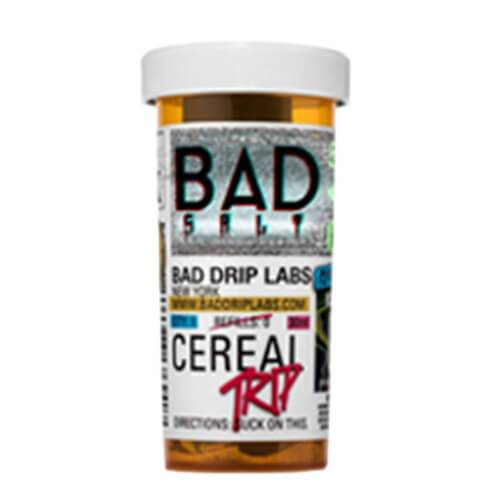 Awesome E-Juice Cereal Trip by Bad Drip Salts