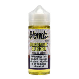 Tasty E-Juice Pomegranate Blueberry by Blendz Vape