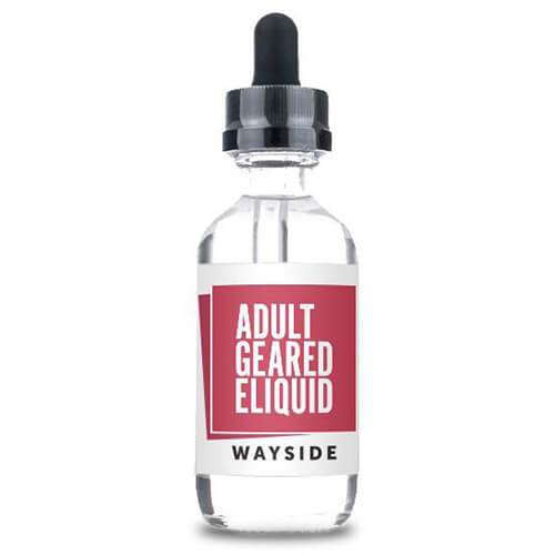 Rich Flavor E-Juice Wayside by Adult Geared