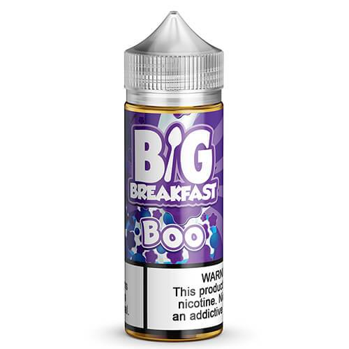 Rich Flavor E-Juice Boo by Big Breakfast