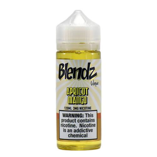 Buy Tasty E Liquid Apricot Mango by Blendz Vape