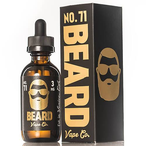 Delectable E-Juice #71 by Beard Vape Co.