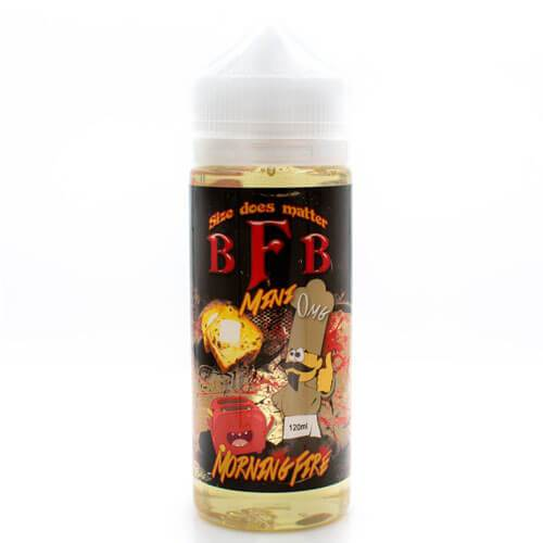 Tasty E-Juice Morning Fire Mini by Flawless