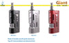 Authentic 50W BOX  MOD GIANT - Ecigar  - 7