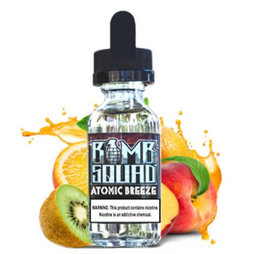 Delectable E-Juice Atomic Breeze by Bomb Squad