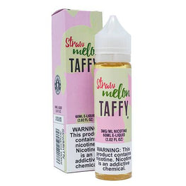 Excellent E-Juice Strawmelon Taffy by Bomb Sauce
