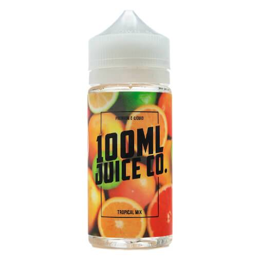 100ml Very Tasty E-Juice Tropical Mix by Juice Co.