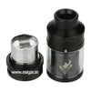 IJOY Tornado Hero RTA & Sub Ohm Tank - 5.2ml, Black - Mygadget.us