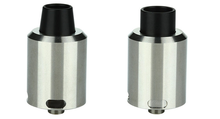 Genuine Tsunami 24 RDA. The larger space accommodate more cotton. - Mygadget.us