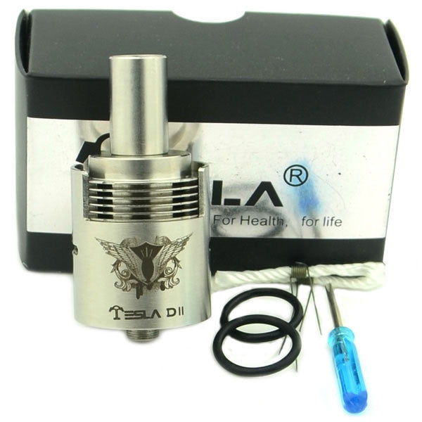 Tesla 26650 D2 Atomizer for E-Cigarette - Mygadget.us