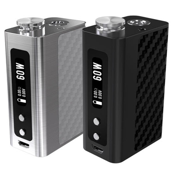 Digiflavor DF 60 TC BOX MOD *Free Shipping Worldwide* - Ecigar  - 1