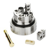 Ehpro Billow V3 Plus RTA Atomizer - 5.4ml, SS - Mygadget.us