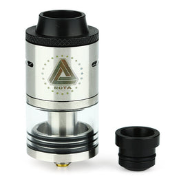Authentic 4ml IJOY Limitless RDTA Atomizer.  Features innovative side filling. - Mygadget.us