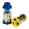 IJOY Limitless XL Tank & RTA - 4ml, Black & Blue & Gold - Ecigar  - 20