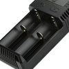 Nitecore Intellicharger New I2 Li-ion / NiMH Battery 2-slot Charger - Ecigar  - 13