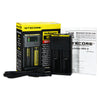 Nitecore Intellicharger New I2 Li-ion / NiMH Battery 2-slot Charger - Ecigar  - 2