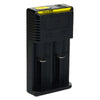 Nitecore Intellicharger New I2 Li-ion / NiMH Battery 2-slot Charger - Ecigar  - 3