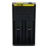 Nitecore Intellicharger New I2 Li-ion / NiMH Battery 2-slot Charger - Ecigar  - 7