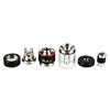 UD Bellus RTA Top-Fill Tank Atomizer - 5ml, Black - Mygadget.us