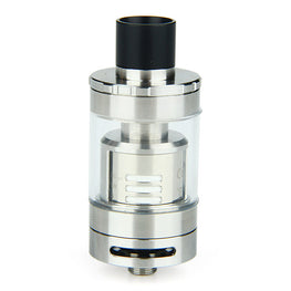 Vaporesso Giant Dual Tank with RTA Deck - 4ml, Silver - Mygadget.us