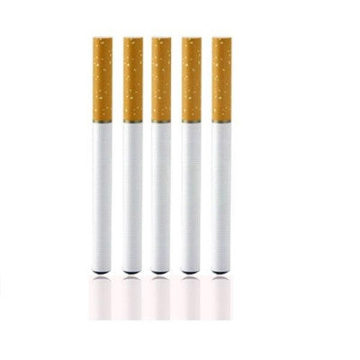 5 Pcs in Set 100mAh Simulation True Disposable Electronic Cigarette - 5 Optional Flavors - Mygadget.us