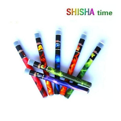 New Arrival 280mAh Shisha Time 500 Puffs Disposable Electronic Cigarette - 11 Optional Flavors - Mygadget.us