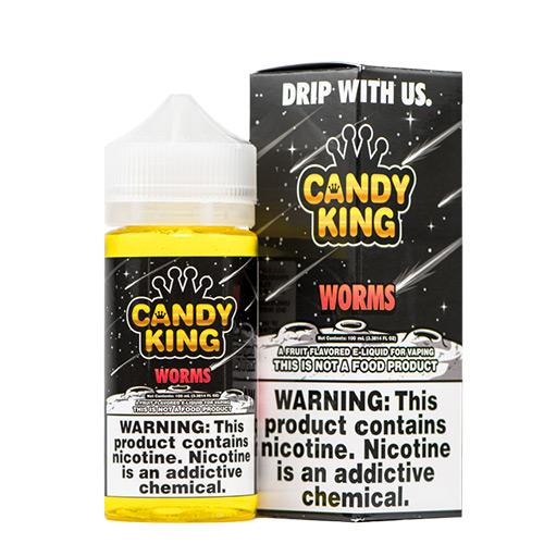 Candy King Worms Premium E-juice