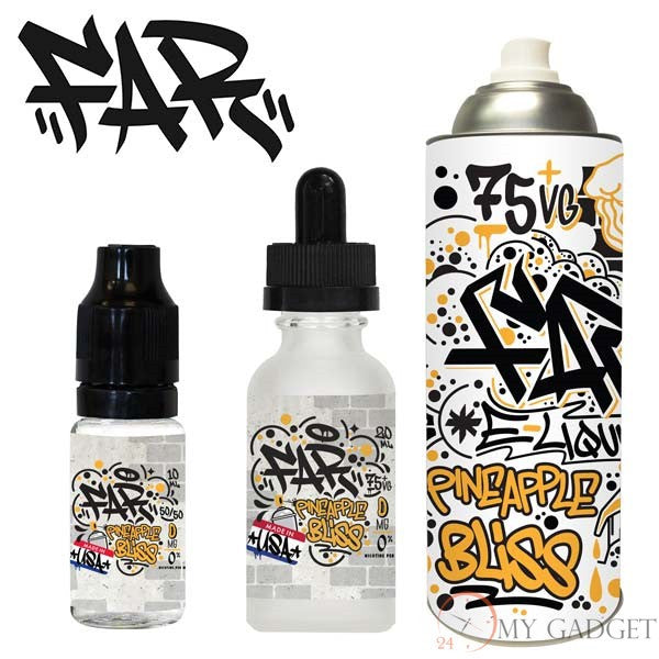 100ml FAR e-Liquid by Element *Premium E-Juice* - Mygadget.us