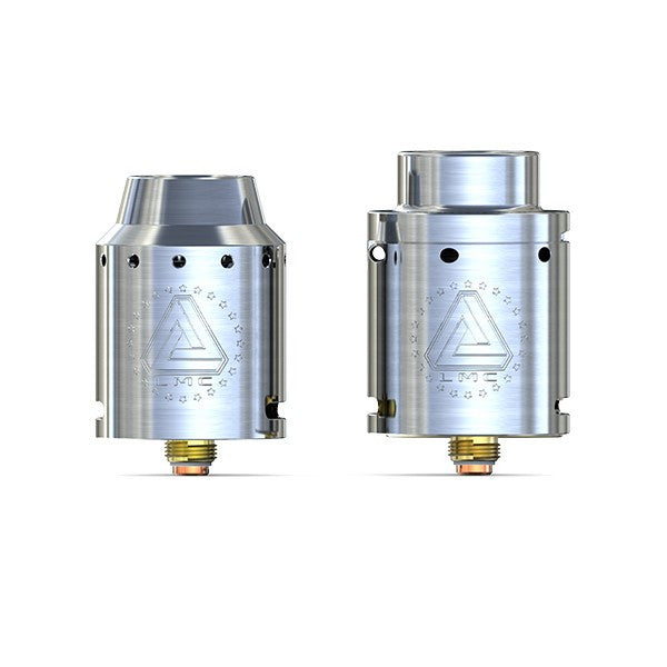 Genuine IJOY Limitless 24 RDA Atomizer. Amazing flavor and great vapor! - Mygadget.us