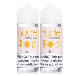 240ML E-JUICE BUNDLE NUDE P.O.M.