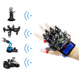 Module Robot Gloves Kit for RC Robot Car