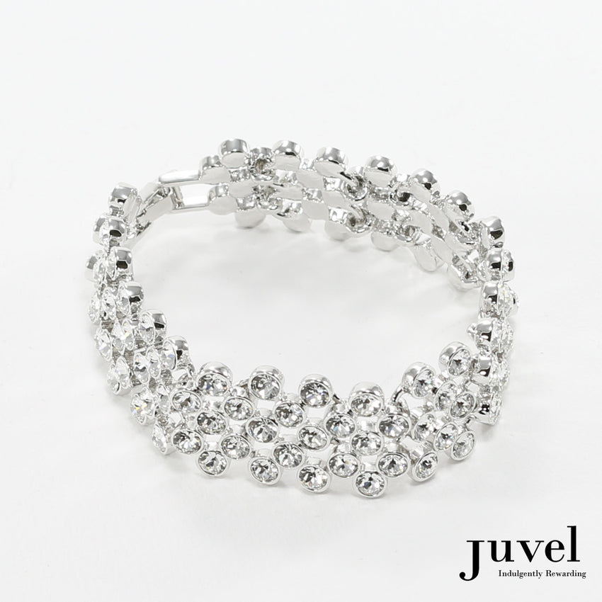 Juvel Round Brilliant Bracelet