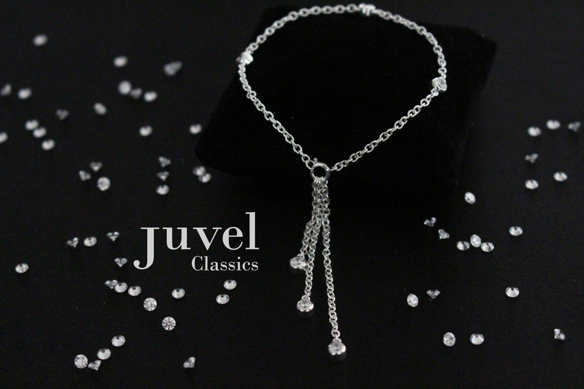 Juvel Classic Tight-Fit Bracelet Triple Chain