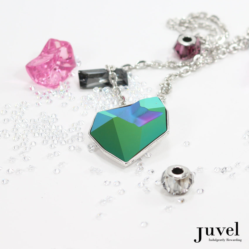Juvel Fancy Scarabaeus Necklace