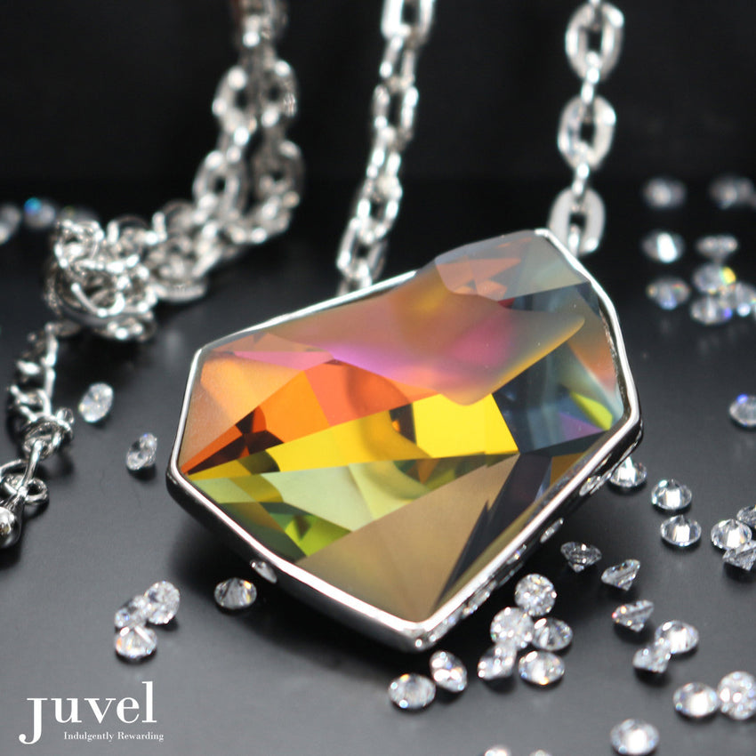 Juvel Fancy Volcano Necklace