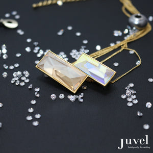Juvel Double Aurore Boreale / Golden Shadow (14K Gold Plated)