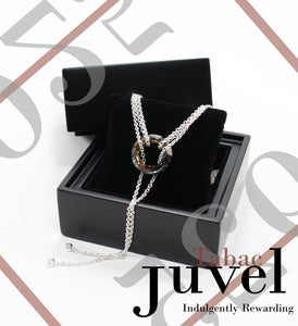 Juvel Gatsby Tabac Necklace
