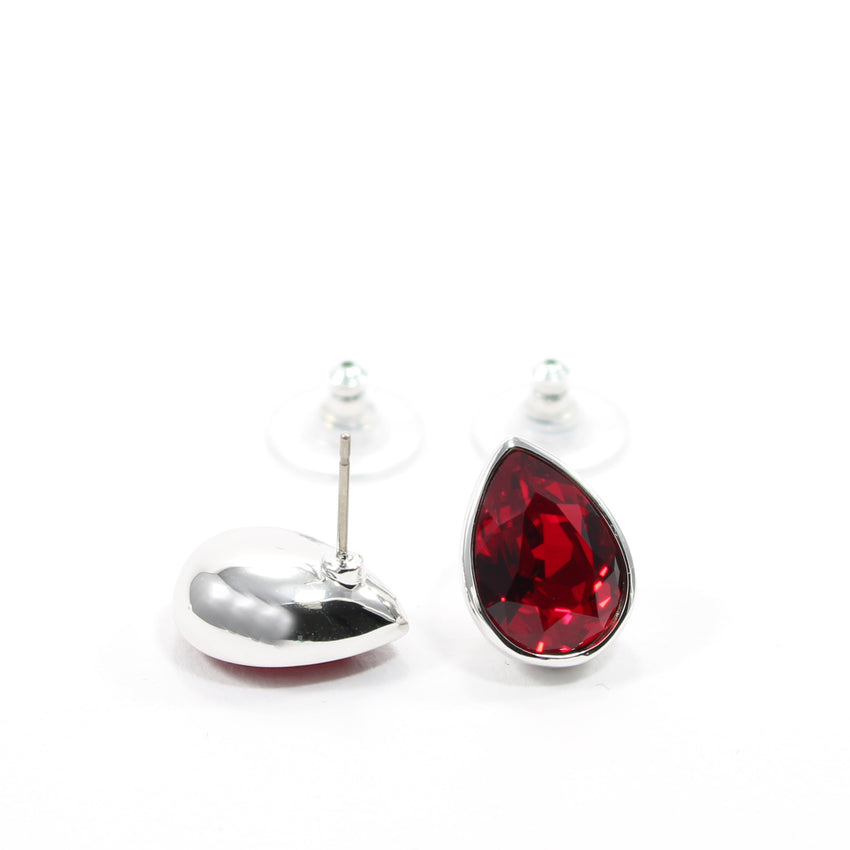Juvel Light Siam Teardrop Earrings