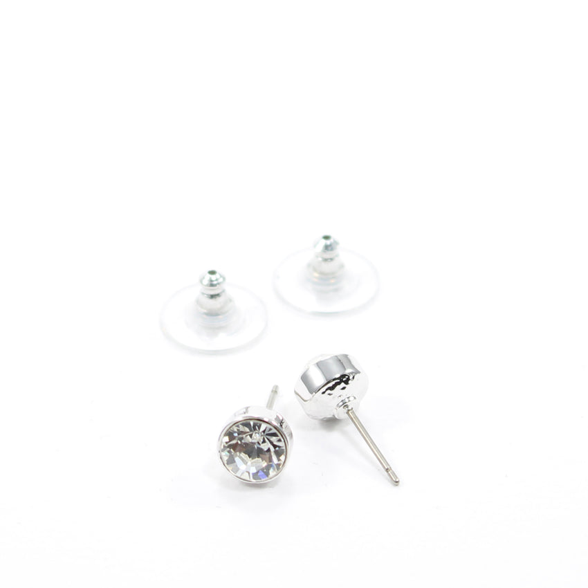Juvel Clear 0.8 Earrings