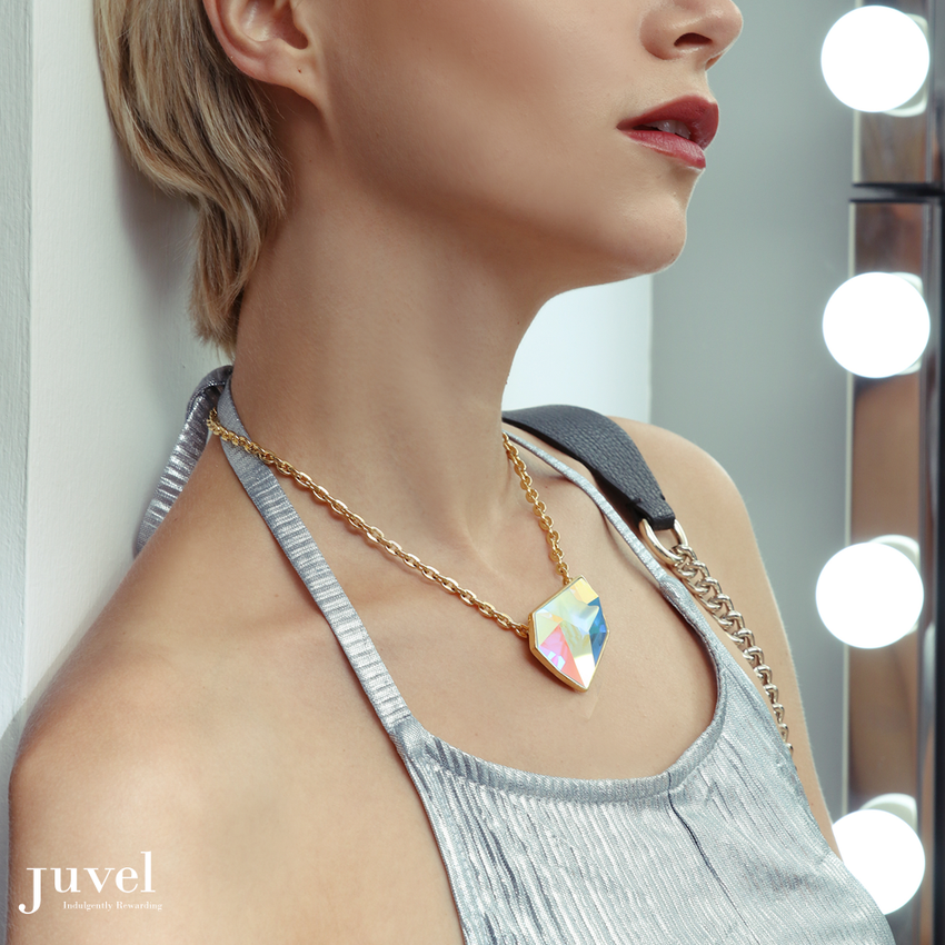 Juvel Fancy Aurore Boreale Necklace