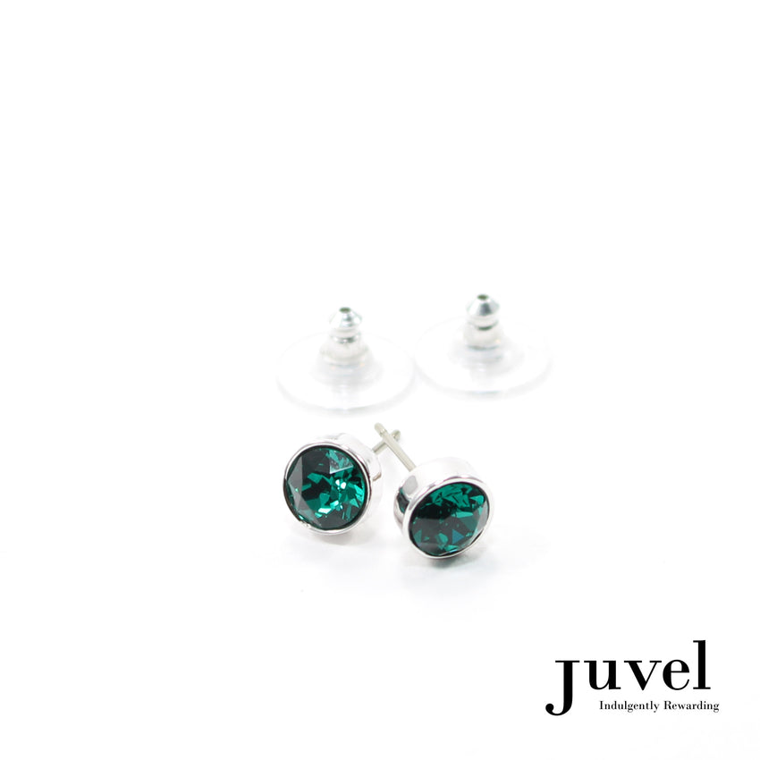 Juvel Emerald 0.8 Earrings
