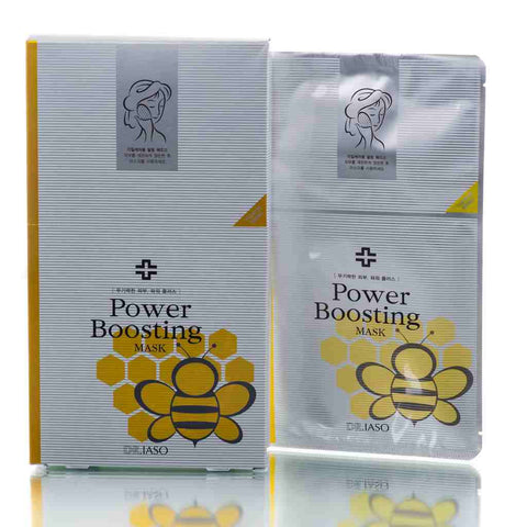 DR. IASO Peeling & Filling Mask (Power boosting)