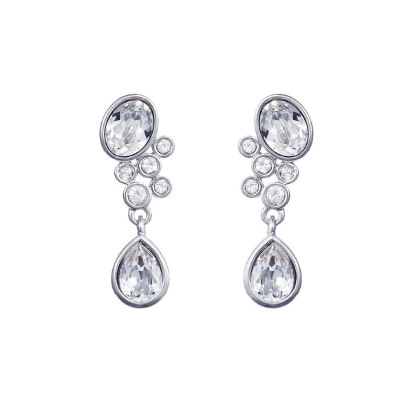 Titania multi bubble earrings